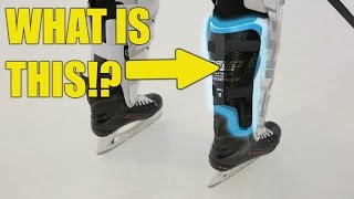 The Savior - High Ankle, Calf and Achilles Tendon Protector For Hockey Players