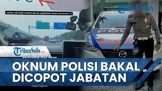 Oknum Polisi Diduga Pakai Mobil Patroli untuk Pacaran, Bripda AB Terancam Dicopot dari Satuannya