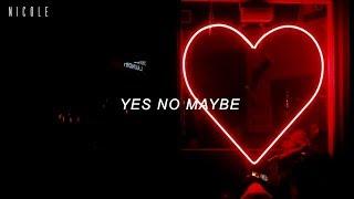 Yes No Maybe - Suzy(수지); español