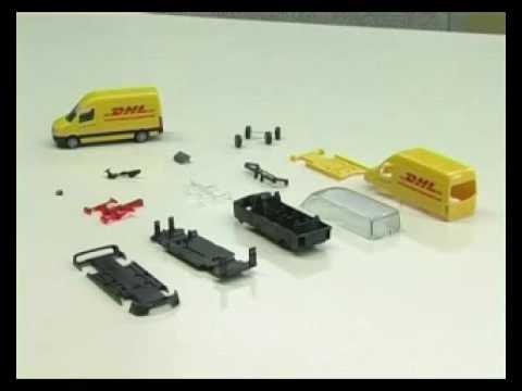 Wie entsteht ein Miniaturmodell?