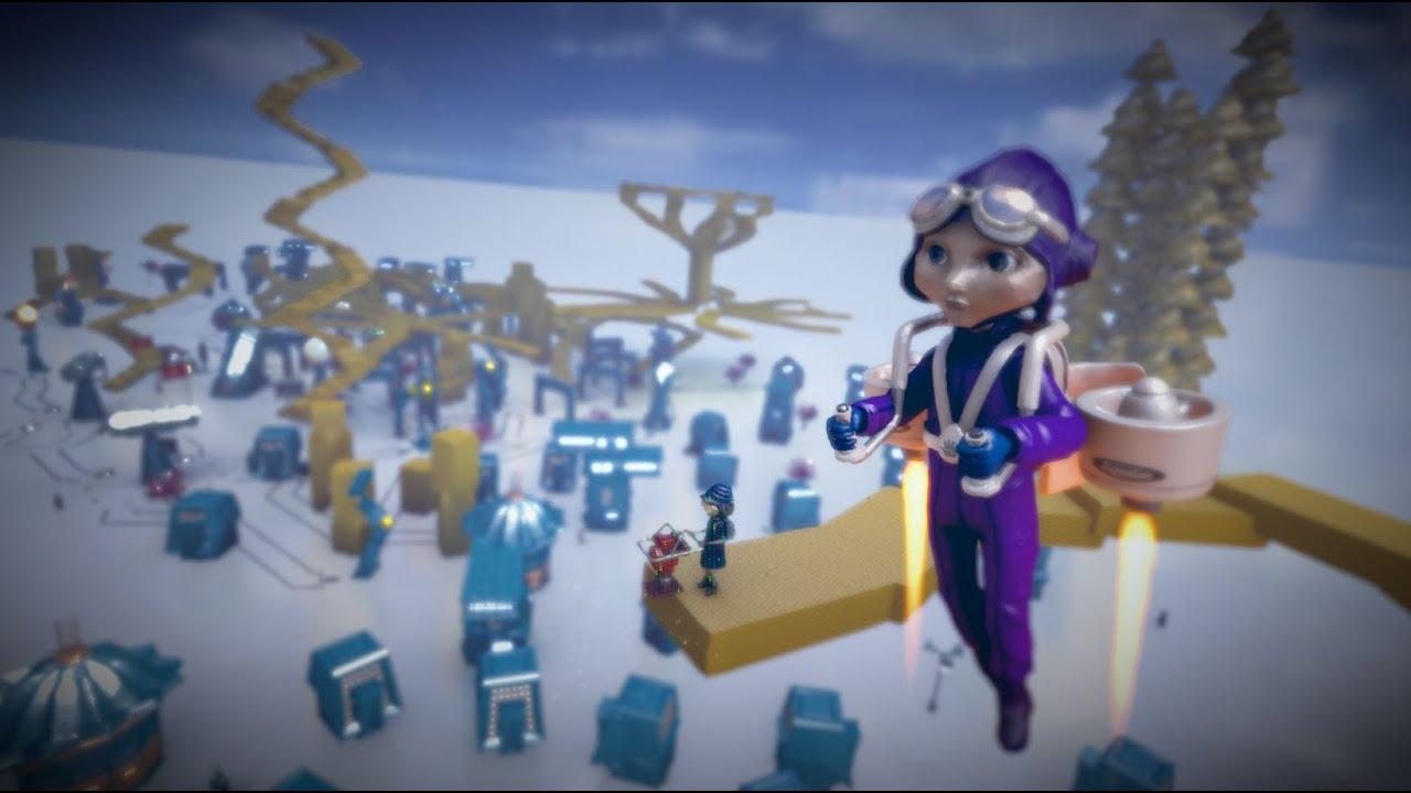The Tomorrow Children è disponibile per PS4
