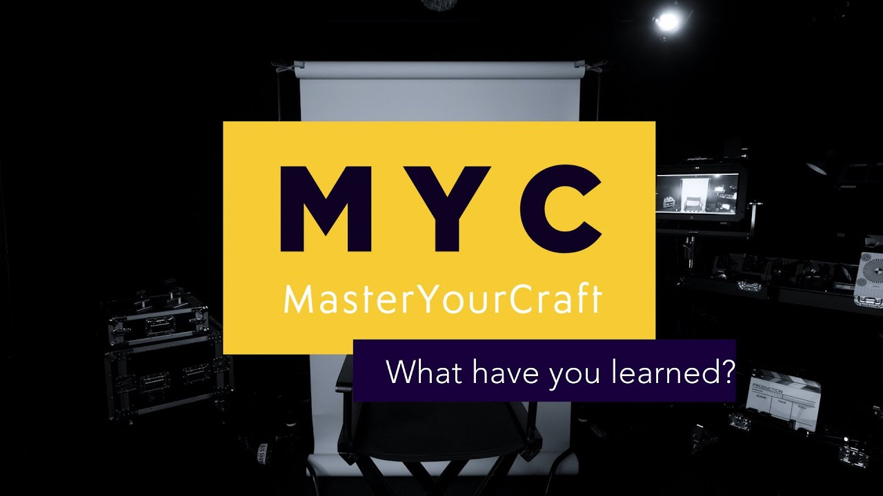 What Will You Learn?   Master Your Craft FAQ's