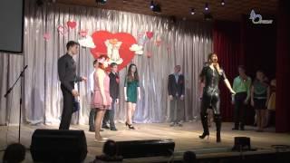 День влюбленных - в Ивангородском КДЦ прошел конкурс
