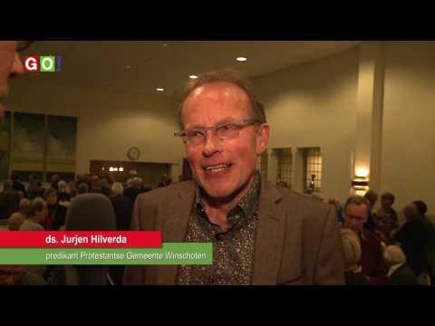 ds. Hilverda neemt afscheid. - RTV GO! Omroep Gemeente Oldambt
