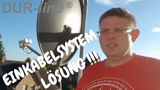 Mein Erstes VLOG Technologie Video !!!  FUNKTION eines  Einkabel Multischalter
