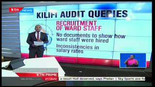 KTN Prime: 47 Days of Accountability as we decipher Kilifi County's tendering process, 30/11/16