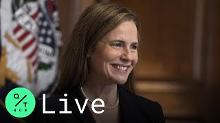 LIVE: Senate Votes on Amy Coney Barrett Confirmation to Supreme Court