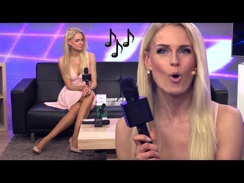 Das beste Karaoke-Mikrofon mit Anne-Kathrin Kosch (März 2018)