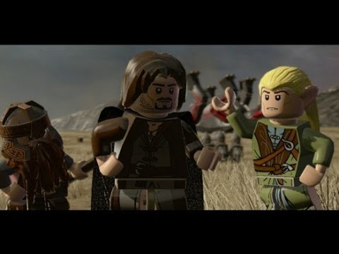 LEGO Lord of the Rings Walkthrough Part 16 - Battle of Pelennor Fields letöltés