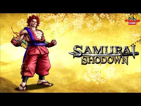 Samurai Shodown (2019) - Blaze -Part III- (Kazuki Kazama Theme) OST