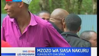 Mzozo wa siasa Nakuru: Kuhusu kiti cha spika