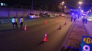 Man Shot After Evading Police Road Block