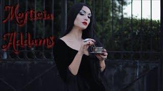 Morticia Addams | Halloween 2017 | Dirty Closet