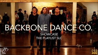 Backbone Dance Co. | Showcase | The Playlist SLC Vol. 1 | #SXSTV