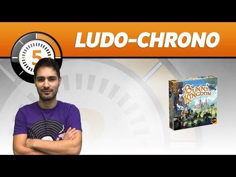 LudoChrono - Bunny kingdom - English Version