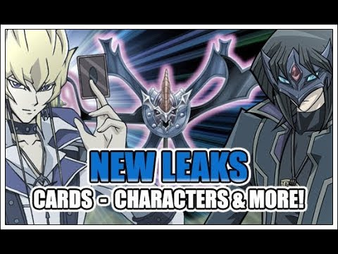 [Yu-Gi-Oh Duel Links]   New Leaks More Jack Cards - Characters & More -  JoshVerse