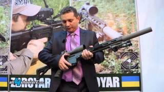 Украинская Снайперская винтовка Zbroyar Z 008 II