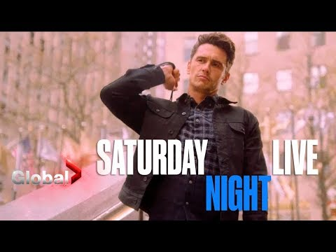 Saturday Night Live 43.08 Preview 'Host James Franco Funny Ice Skating'