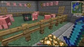 preview picture of video 'Servidor De Minecraft 1.5.2 [ZeoCraft] Full PvP'