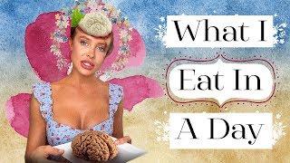 Plastic Girl follows a Plastic Diet