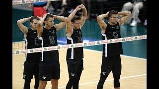 Hawaii Warrior Men's Volleyball 2019 - #2 Hawaii Vs #15 Ball State