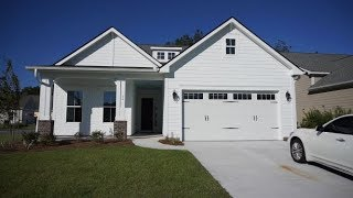 New Home For Sale in Hampton Lake Bluffton SC With Garage For Three Cars