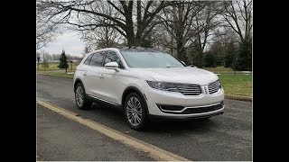 Lincoln MKX 2016 - 2018