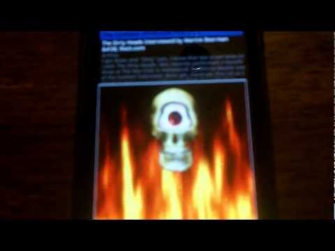 Video of The Cyclopes