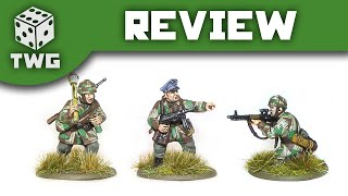 Bolt Action: Plastic German Fallschirmjäger Unboxing