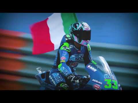 エネア・バスティアニーニがワールドチャンピオン!Moto2 ポルトガルGPでワールドチャンピオンを獲得したエネア・バスティアニーニを特集した動画