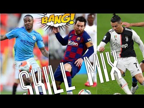 Crazy football skills 2020 (skill mix#9)