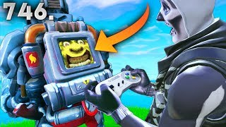 Fortnite Funny WTF Fails and Daily Best Moments Ep.746