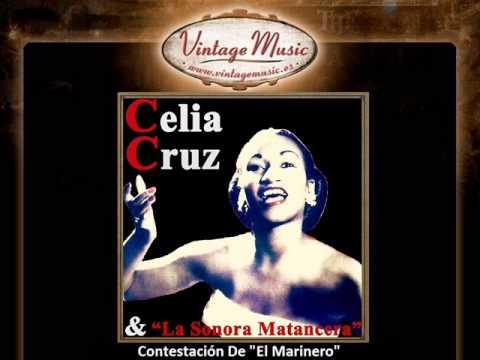 Celia Cruz -- Contestación De El Marinero (VintageMusic.es)