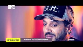 The Story behind Most Wanted | Panasonic Mobile MTV Spoken Word | Jazzy B