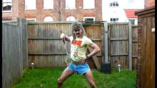 Freak Me - Another Level ( Pat Sharp Look-a-Like) Music Video Spoof