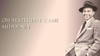 Frank Sinatra - Yesterday