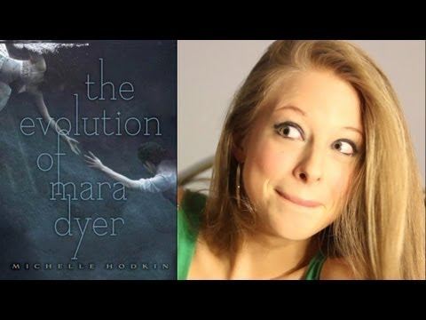 THE EVOLUTION OF MARA DYER BY MICHELLE HODKIN: booktalk wtih XTINEMAY