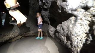 Found Little Girl Deep Underground ( APE CAVE, WA )