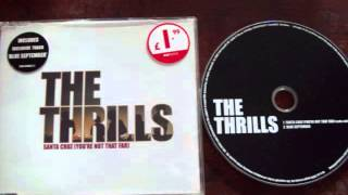 The Thrills   Santa Cruz your not that far Aug 2003 CD Single (trusted) Radio