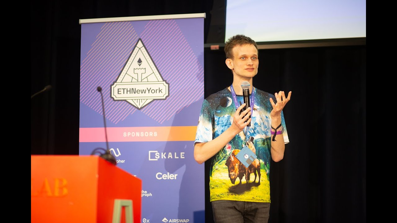 """There is a lot of experimentaion in governance in the Ethereum ecosystem"" - Vitalik"