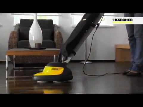 Kärcher FP 303 Saugbohner Produktvideo