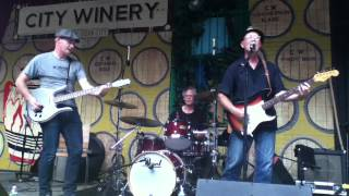 """Starlit Summer Sky"" Marshall Crenshaw @ The City Winery NYC 8-14-2012"