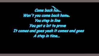 The All-American Rejects - Can't take it ( With Lyrics )