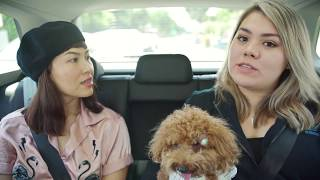 Buro Backseat: Ffion Performs Her Latest Single, 'Rumours'