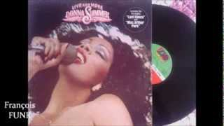 Donna Summer - Spring Affair/ Rumour Has It/ I Love You (LIVE) (1978) ♫