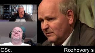 Prof. Peter Staněk s Dr. Josefem Skálou – Finanční, zdravotní a jiné dopady covidové krize