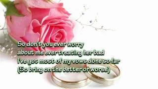 Marry Your Daughter lyrics Brian Mcknight