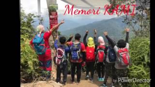 Gunung Angsi (Bukit Putus-Ulu Bendul) - Kami 2017