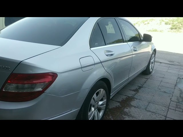 Mercedes Benz C Class C180 2007 for Sale in Islamabad