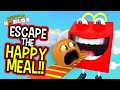 Escape the Happy Meal Obby Roblox by An